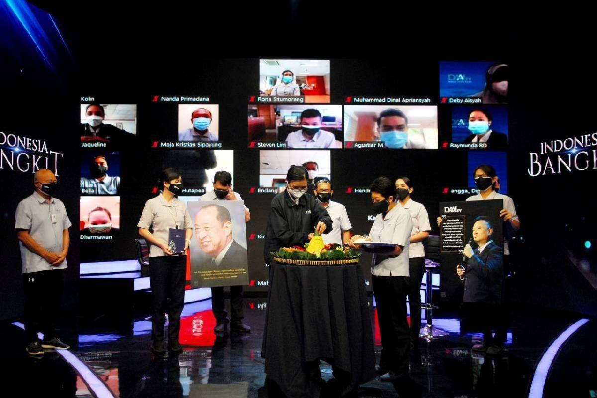 Selamat Ulang Tahun, DAAI TV Indonesia!