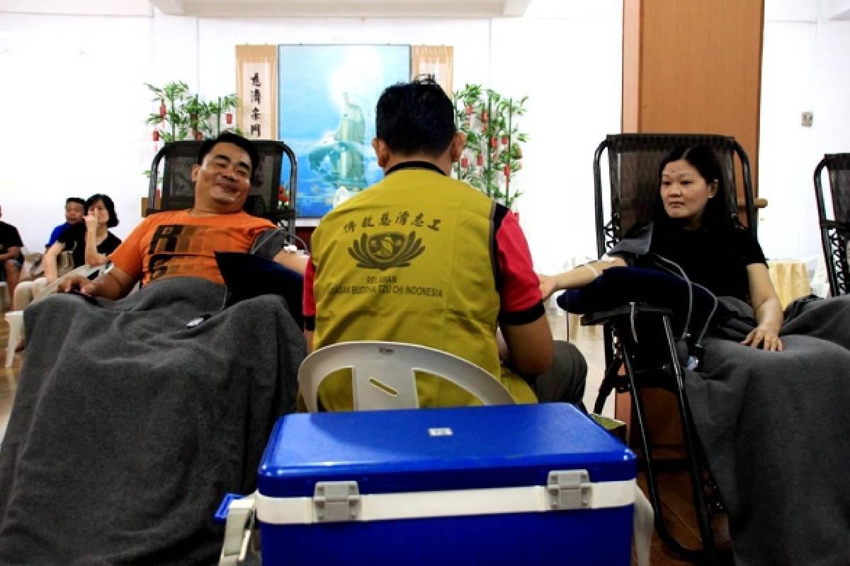 Setetes Darah yang Bermanfaat Bagi Sesama