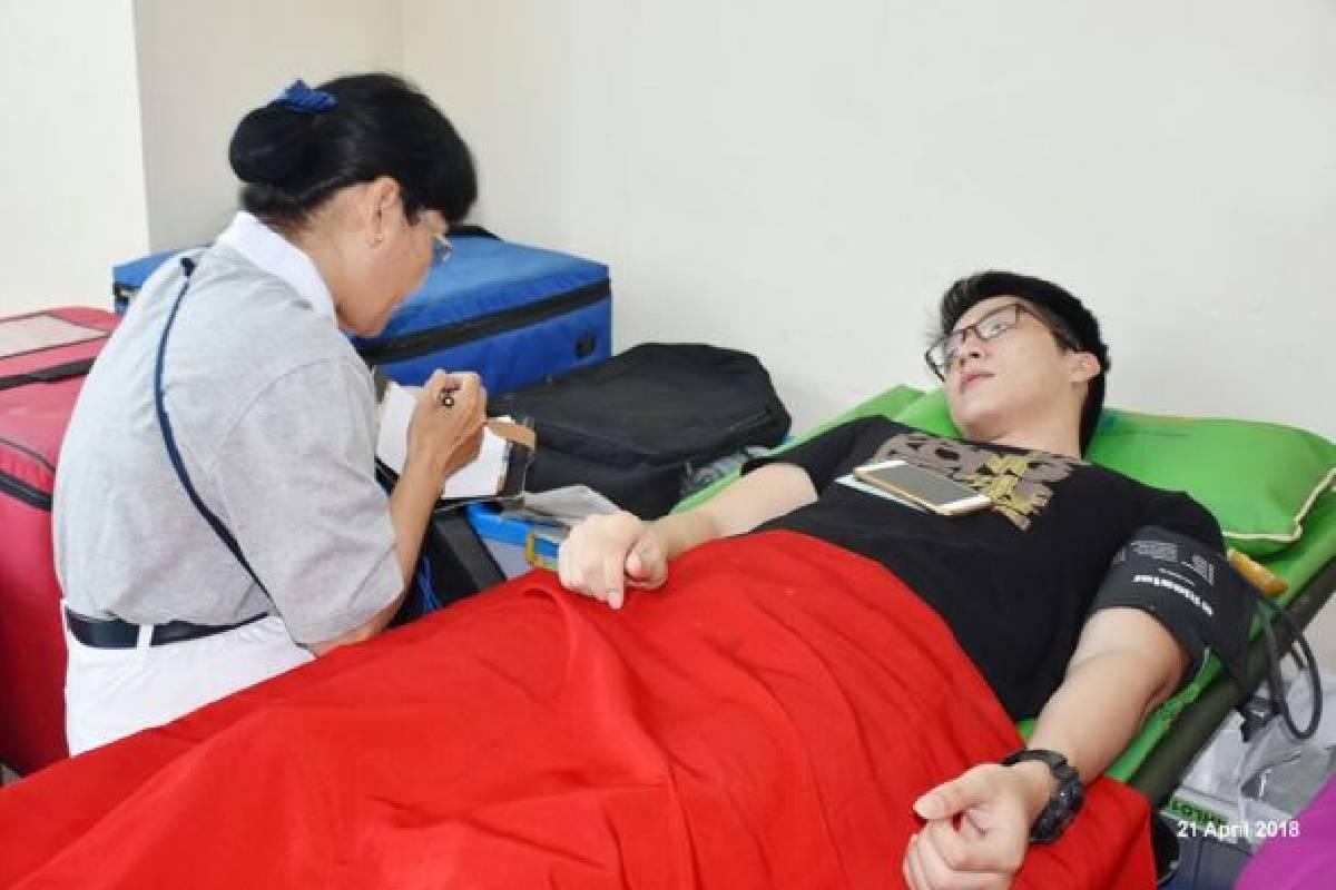 Menanam Benih Kasih dari Donor Darah