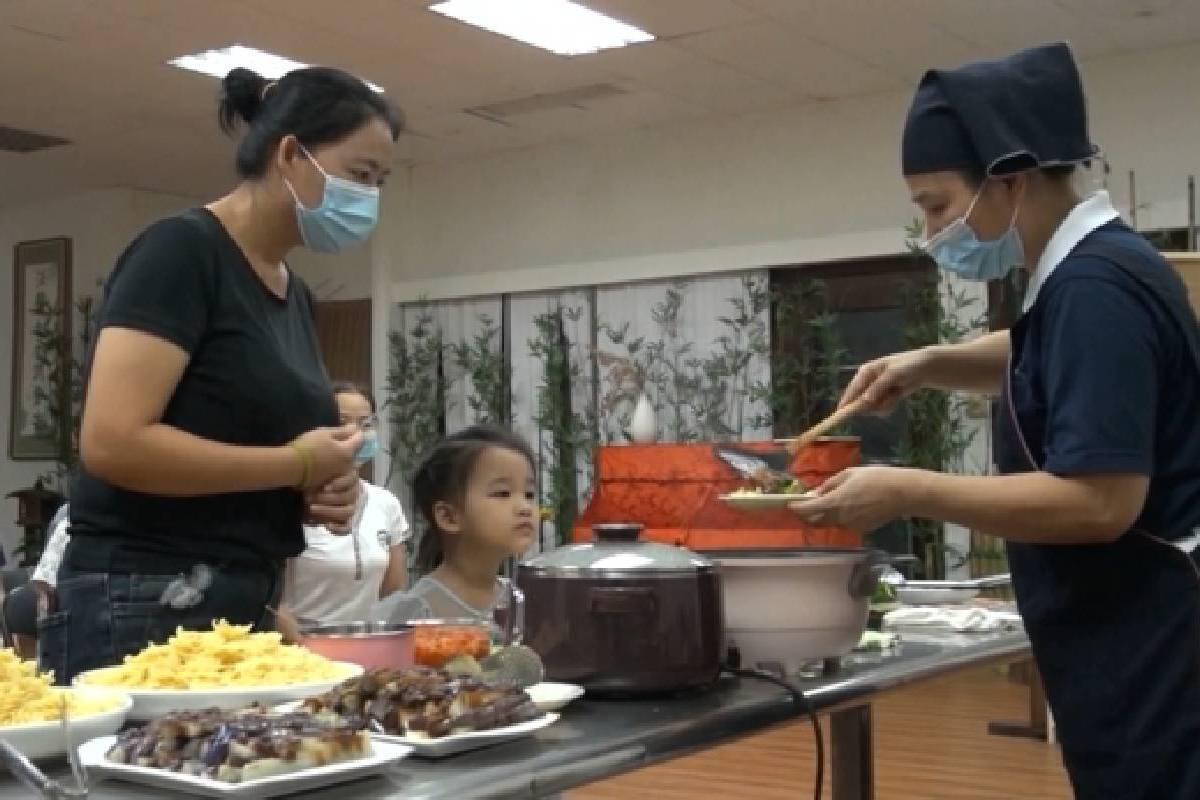 Ceramah Master Cheng Yen: Melenyapkan Ketamakan dengan Mengendalikan Nafsu Makan