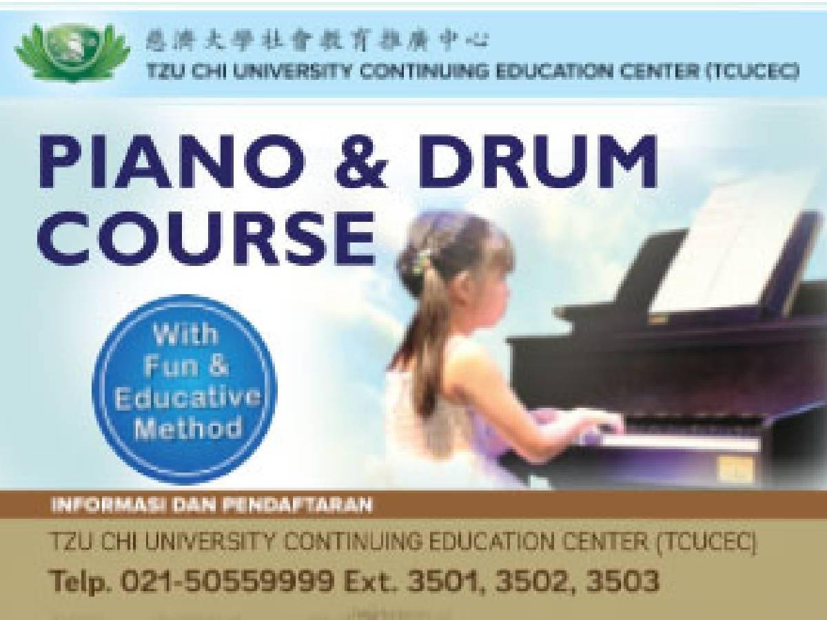 Piano & Drum Crourse