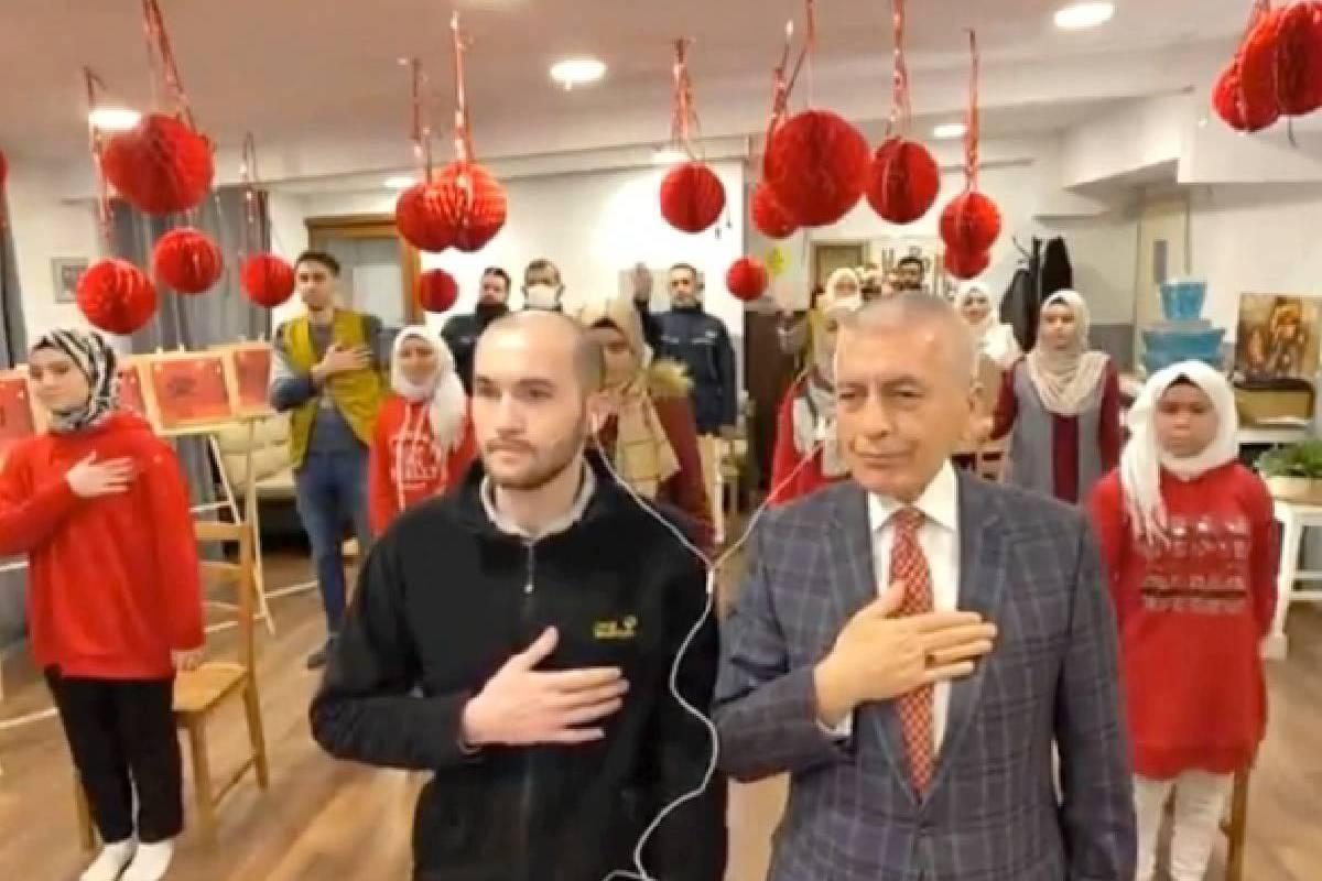 Ceramah Master Cheng Yen: Menyebarkan Cinta Kasih demi Mewujudkan Keharmonisan