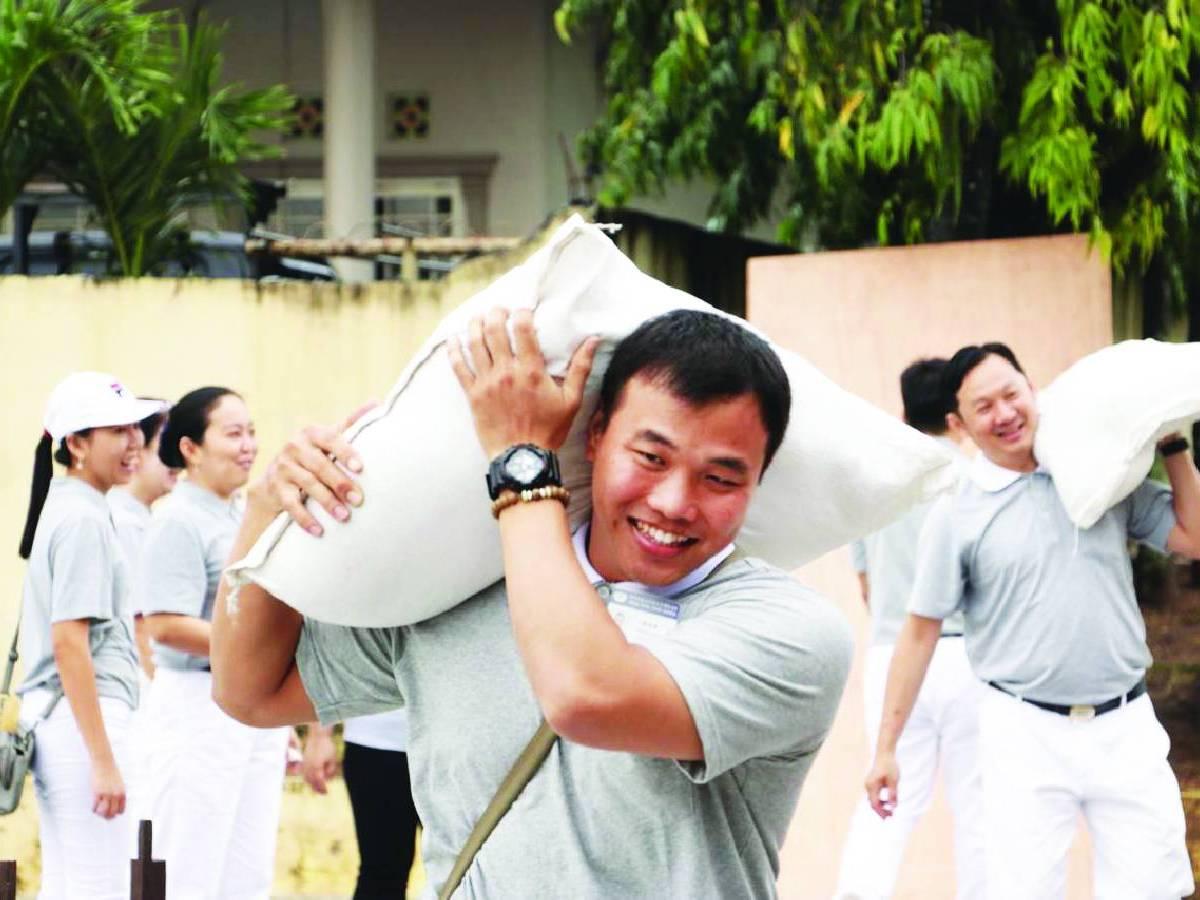 Agianto Agus: Relawan Tzu Chi Palembang