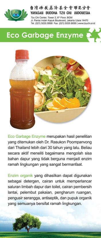 Brosur Eco Enzyme
