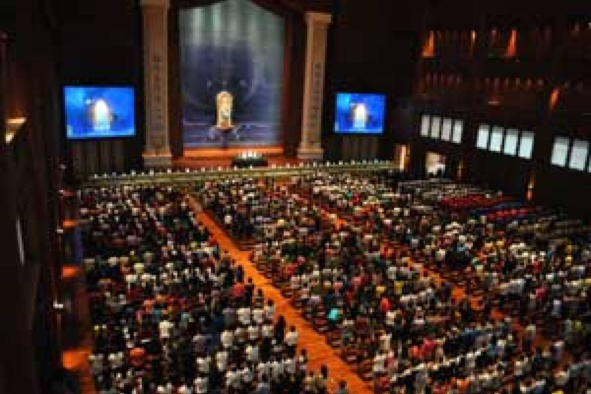 Waisak 2558: Keharmonisan Nilai Ajaran Buddha