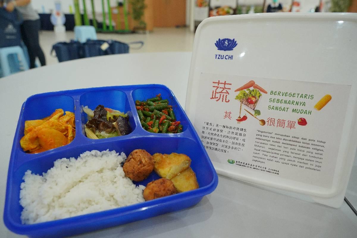 Membudayakan Pola Makan Vegetaris
