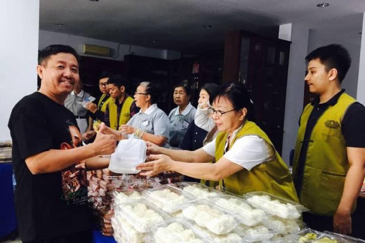 Bazar Vegetaris Sambut Bulan Penuh Berkah