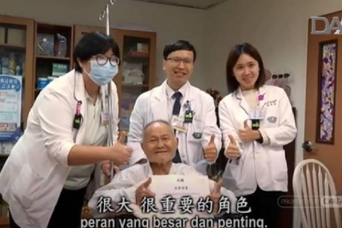 Ceramah Master Cheng Yen: Menghimpun Kekuatan Bersama untuk Mengemban Misi