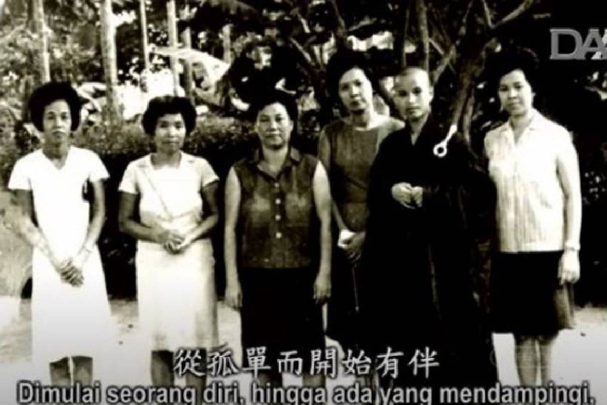Ceramah Master Cheng Yen: Menciptakan Berkah di Dunia dengan Cinta Kasih Tanpa Batas