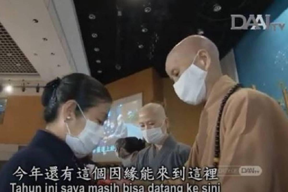 Ceramah Master Cheng Yen: Mewariskan dan Mengibarkan Panji Ajaran