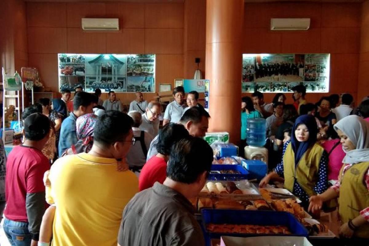 Sumbangsih Tzu Chi Padang untuk Palu dan Lombok