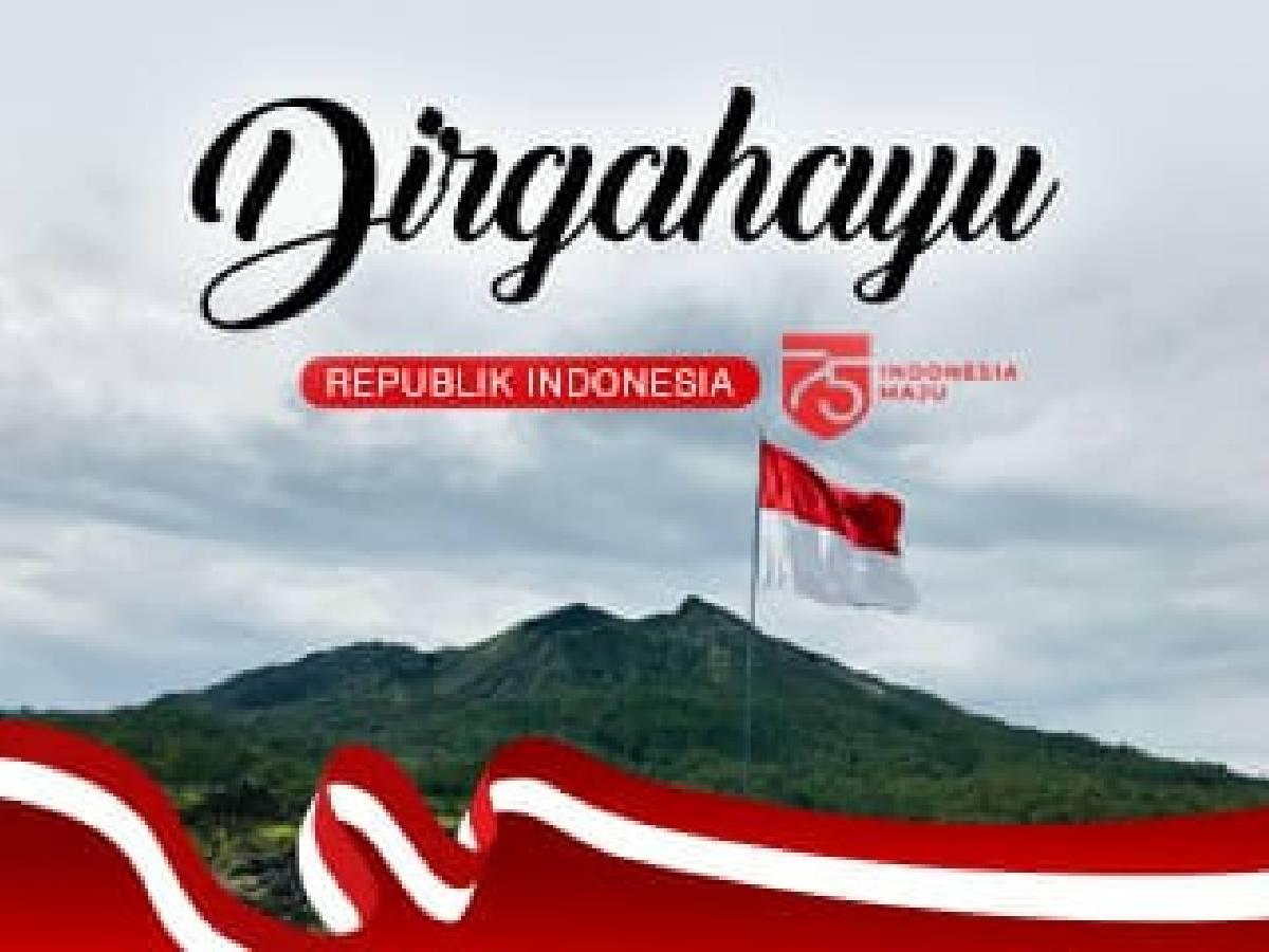 Hari Ulang Tahun ke-75 Republik Indonesia