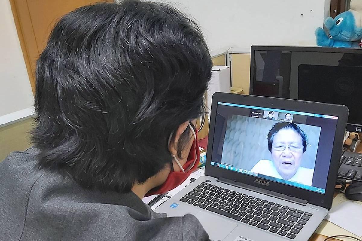 Telemedicine, Layanan Konsultasi Kesehatan Bagi Pasien Covid dari TIMA Indonesia