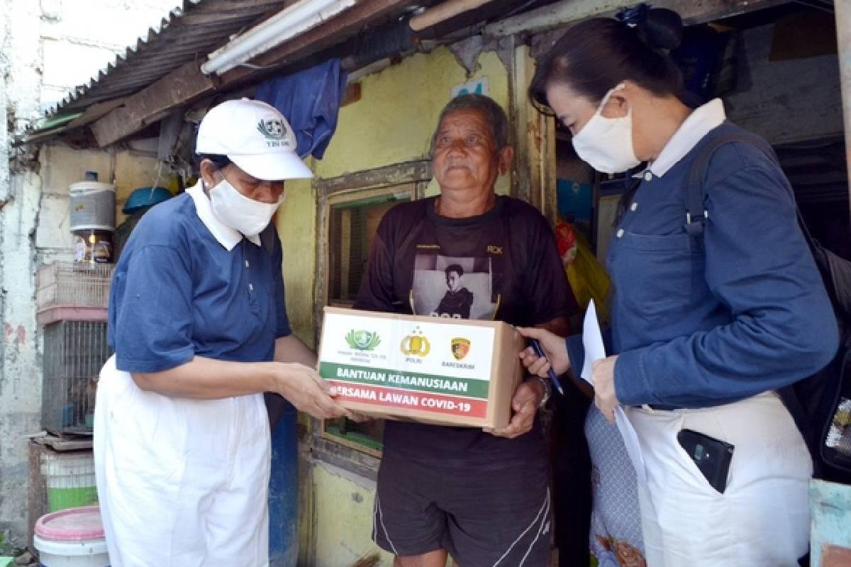 Merangkul Penerima Bantuan di Tengah Pandemi