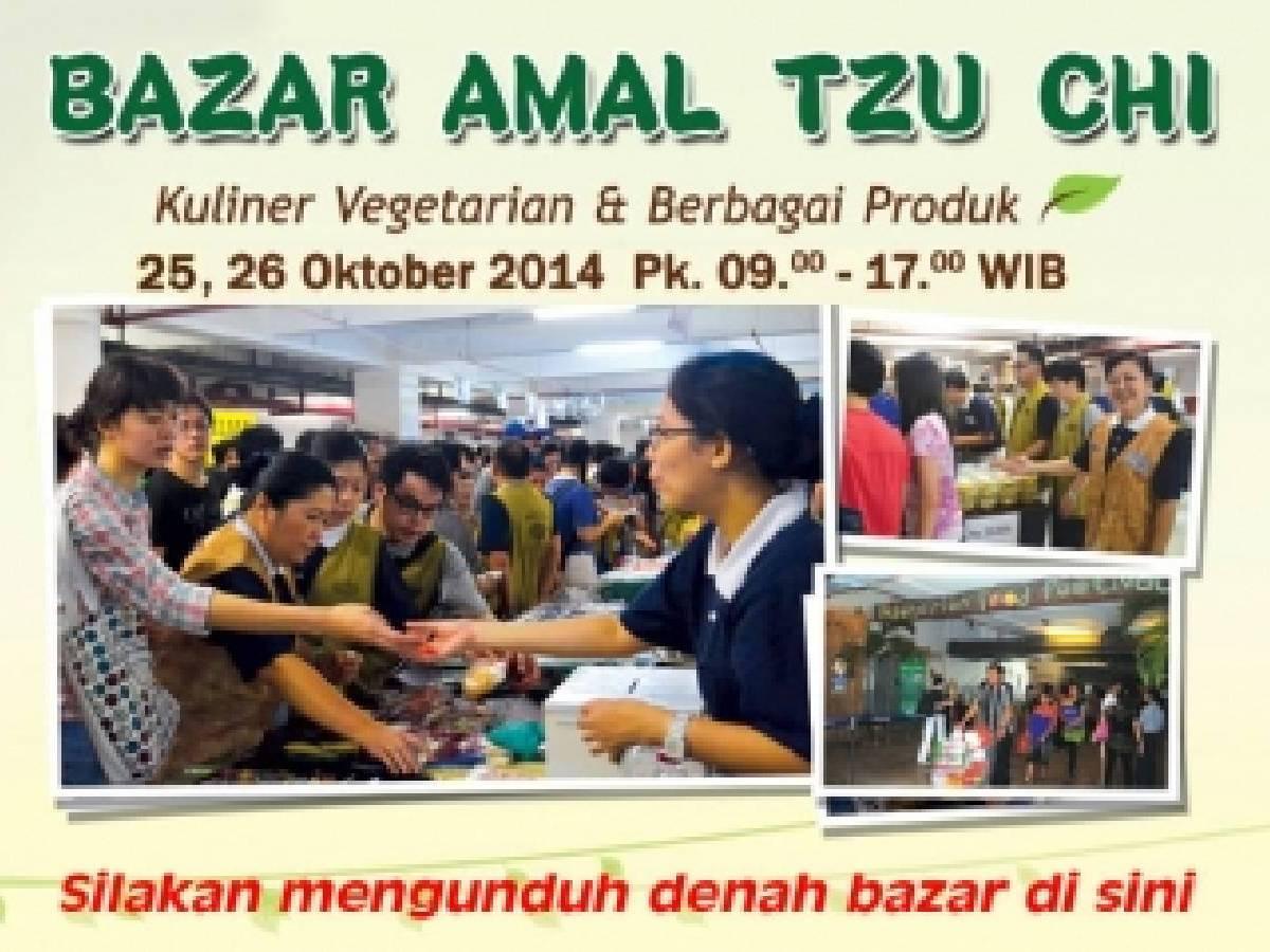 Bazar Amal Tzu Chi 2014