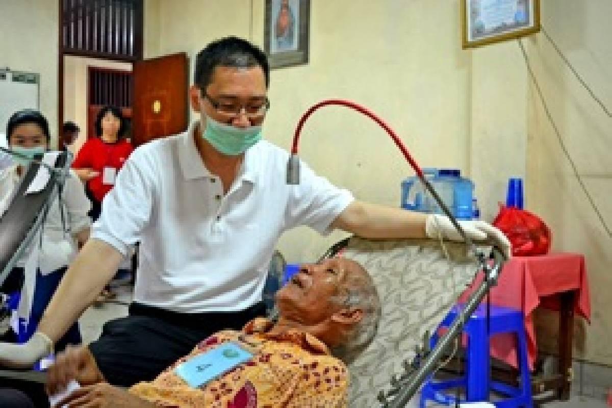 Berkah Kasih Kesehatan Gigi di Tanjung Priok