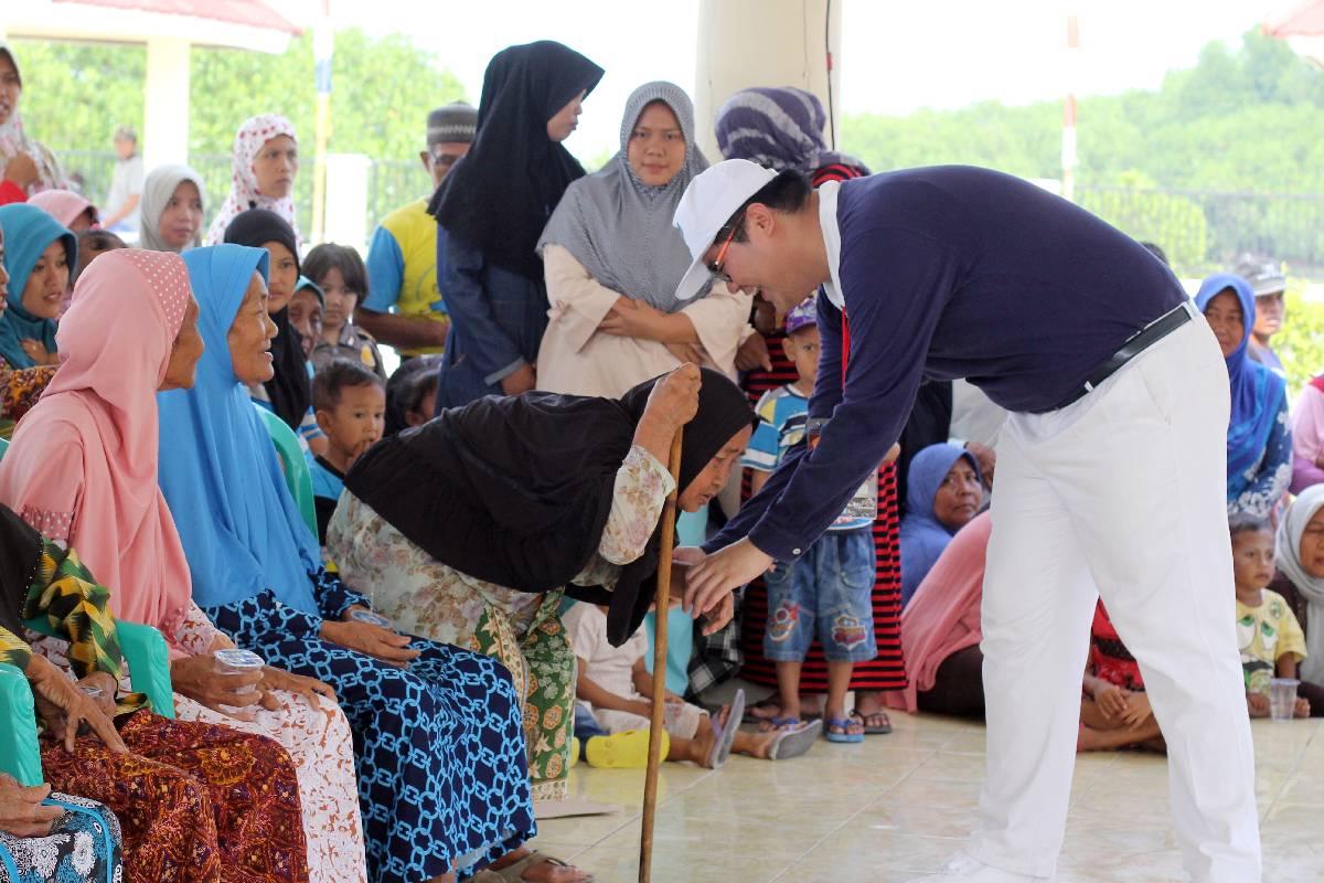 Baksos Tzu Chi ke-120: Pelayanan Kesehatan di Pulau Terluar Banten