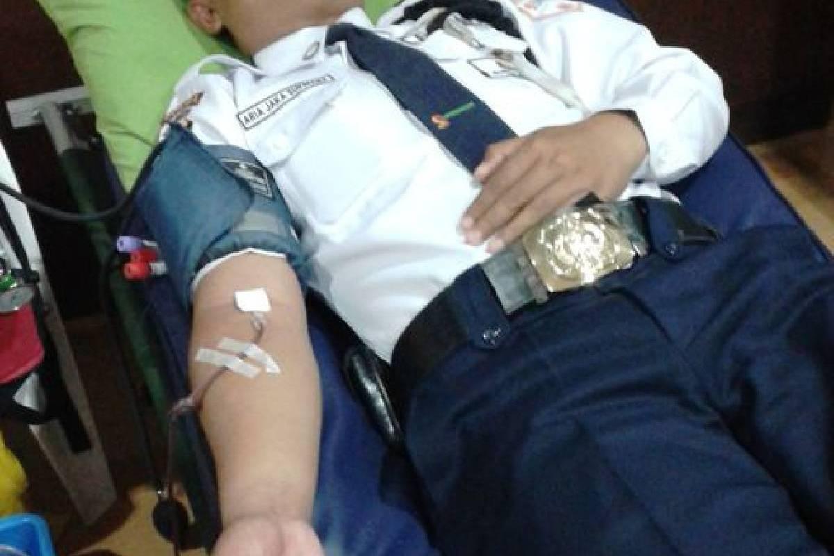 Donor Darah, Donor Cinta Kasih