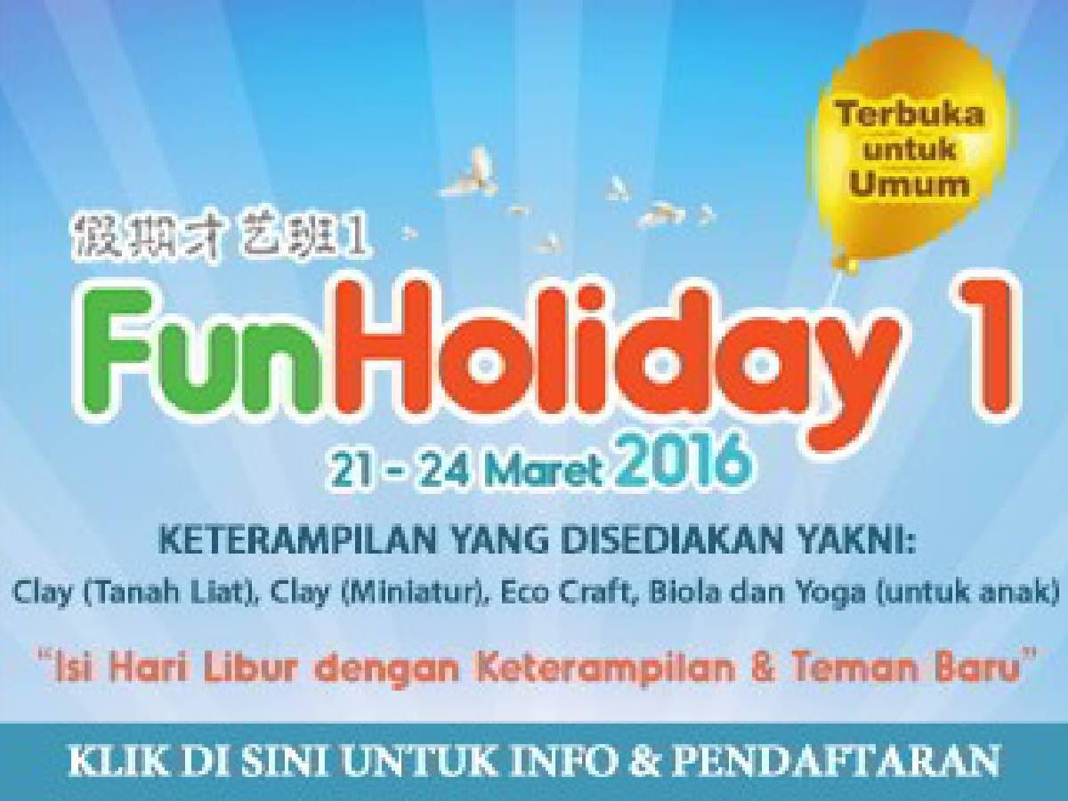 Fun Holiday 1