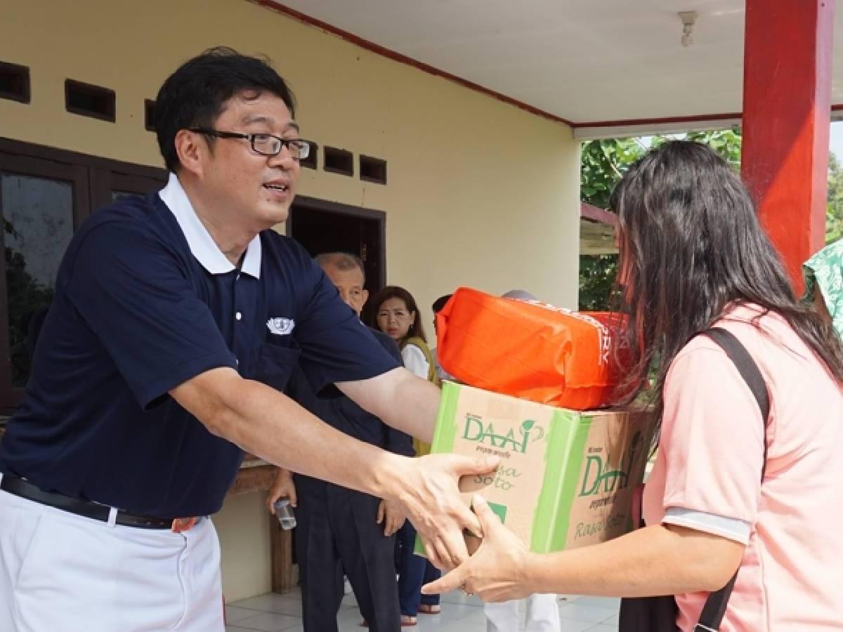 Wey Alam: Wakil Ketua He Qi Tangerang