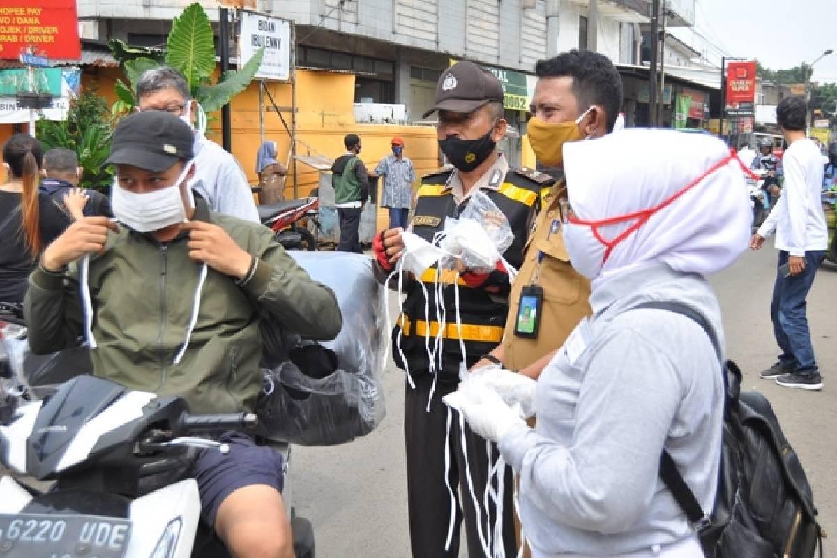 Masker untuk Kesehatan