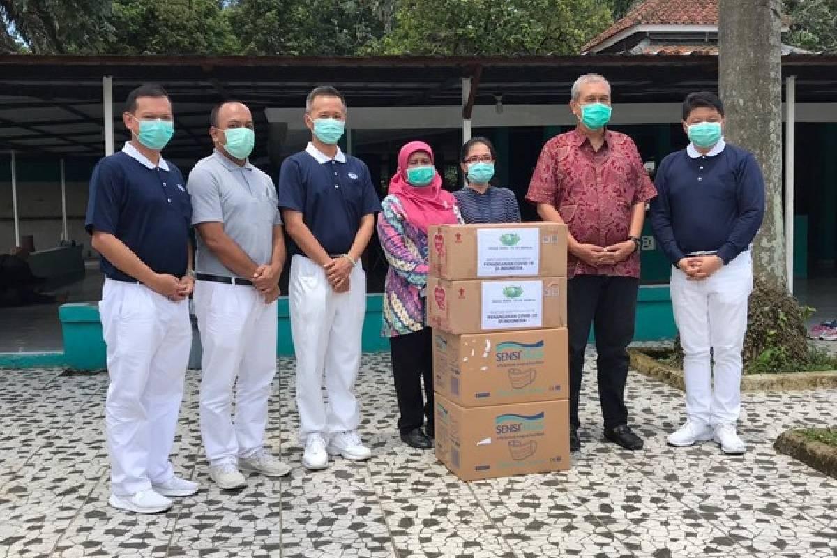 Bantuan Tzu Chi Membangkitkan Semangat Tim Medis RSUD Kota Bogor
