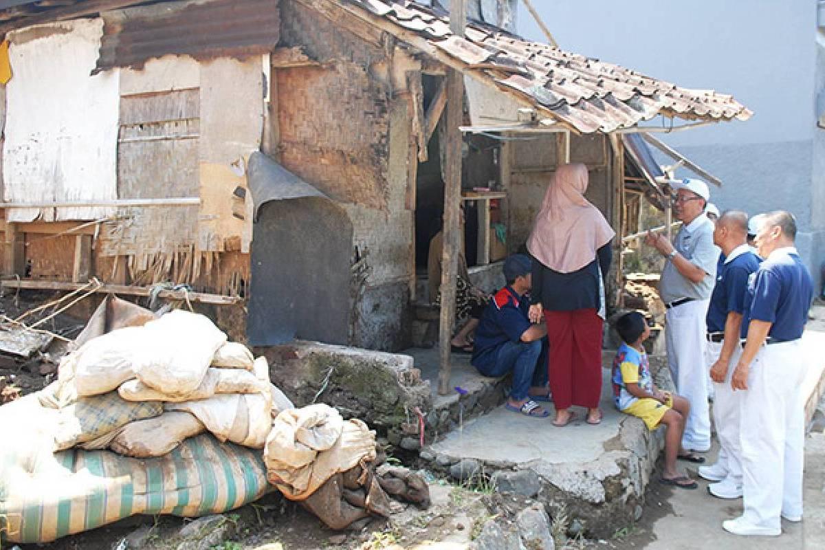 Yang Tersisa dari Banjir Sungai Cianjur