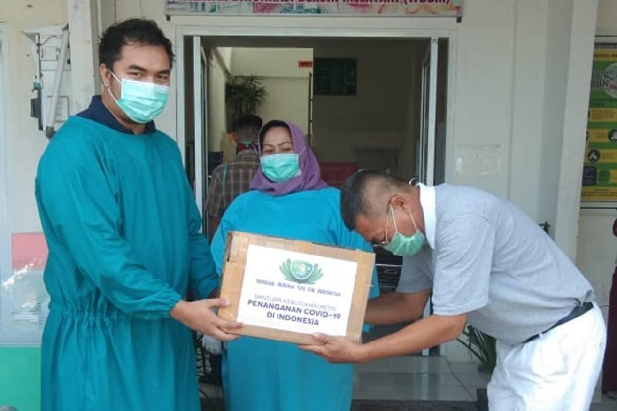 Bantuan Penanganan Covid-19 Merambah Ranah Minang