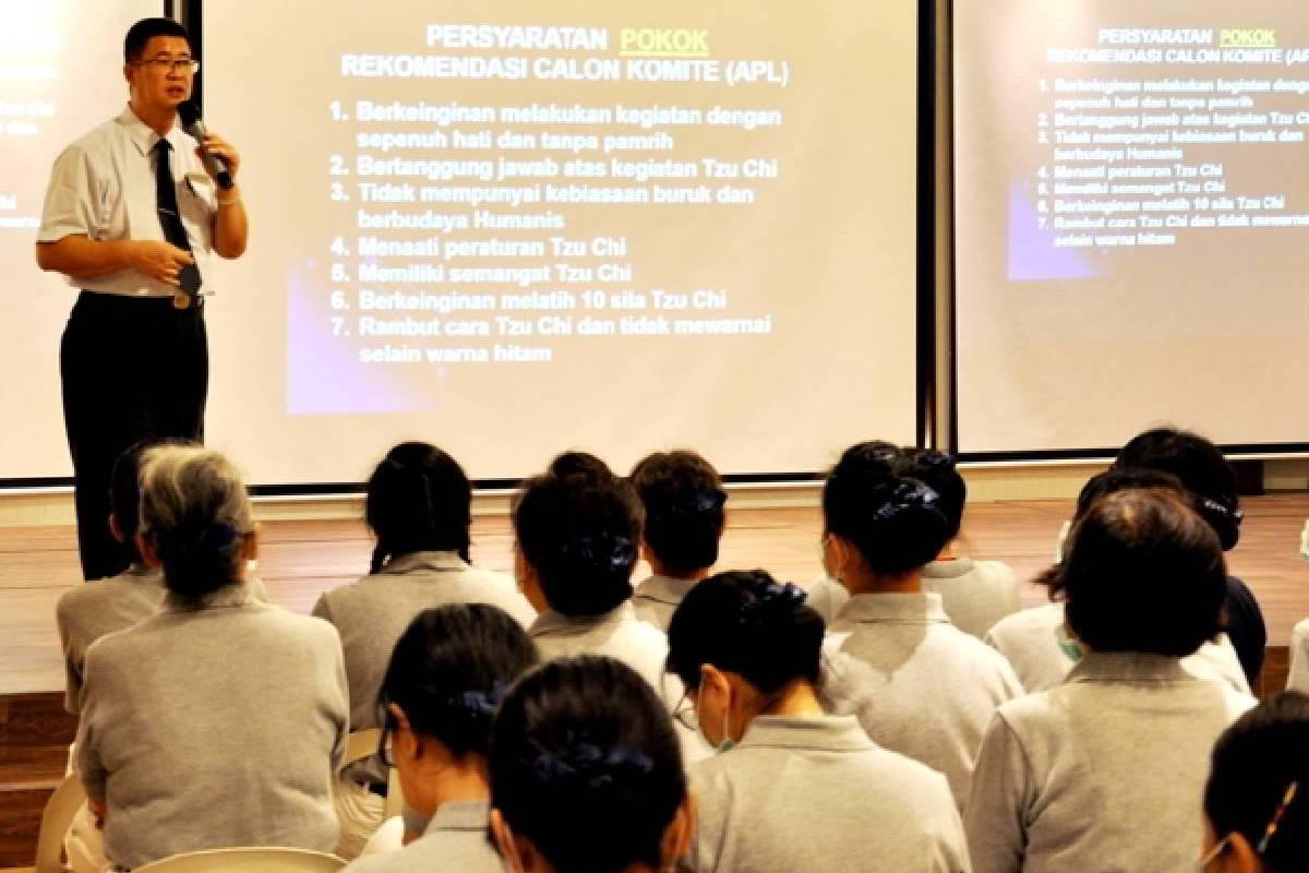 Membangun Semangat Relawan Tangerang
