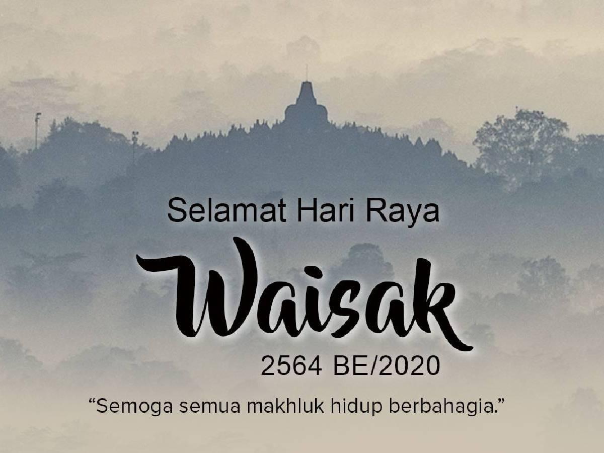 Hari Raya Waisak 2564 BE / 2020
