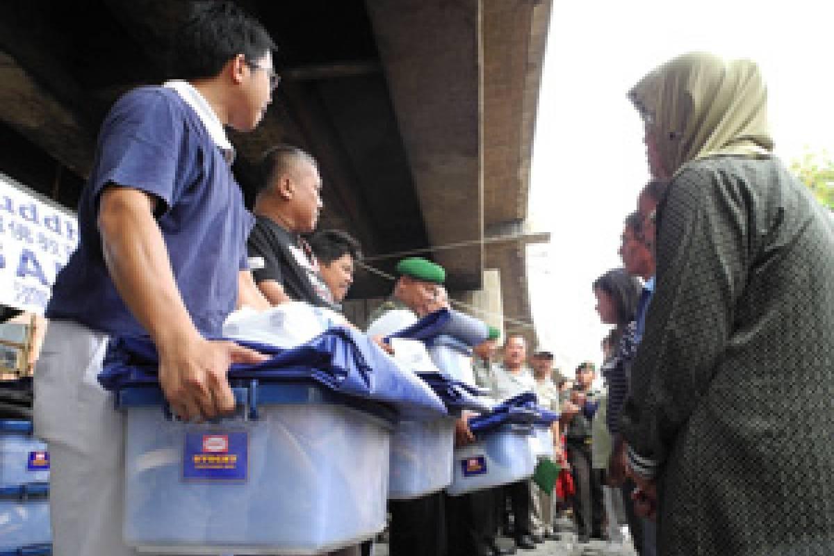 Bantuan Kebakaran di Pinangsia