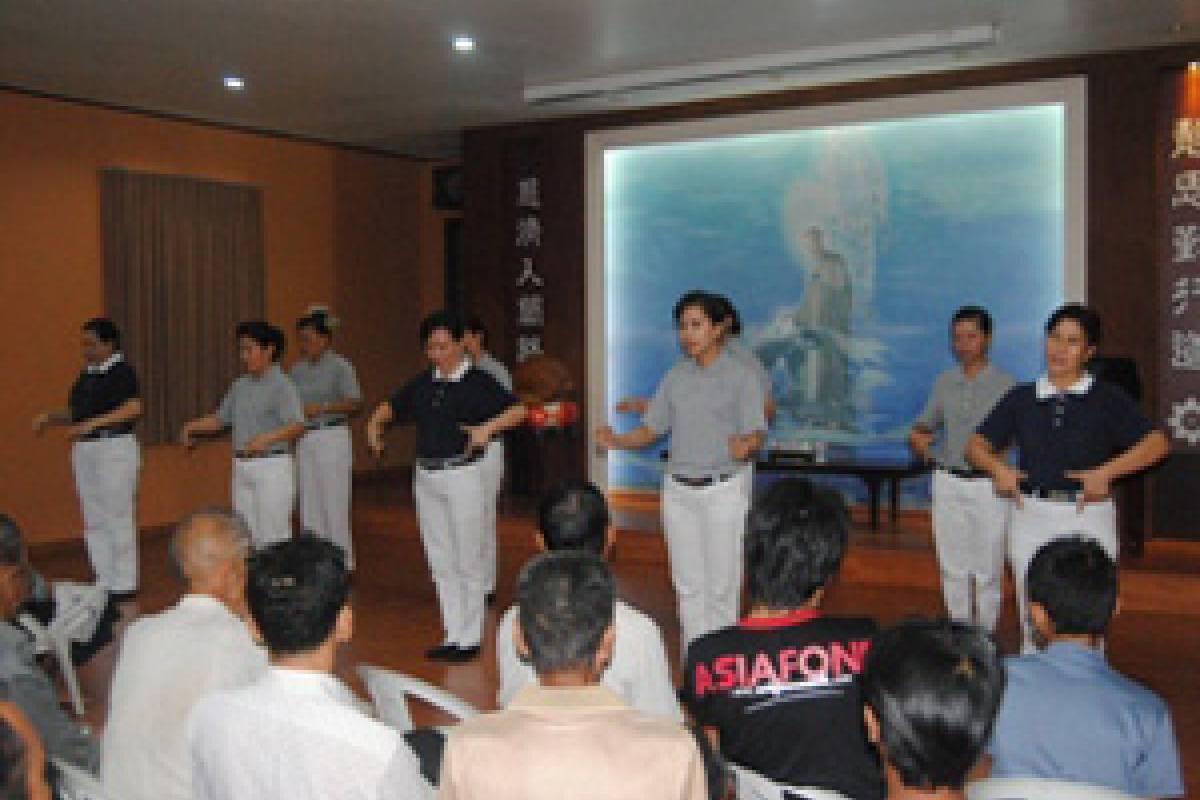 Gathering Gan En Hu Singkawang