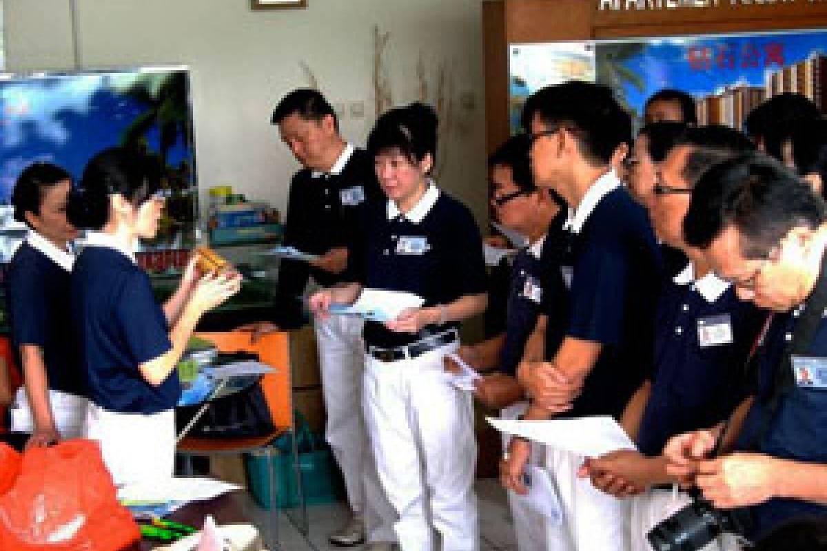 Menjalankan Misi Amal dan Pelestarian Lingkungan