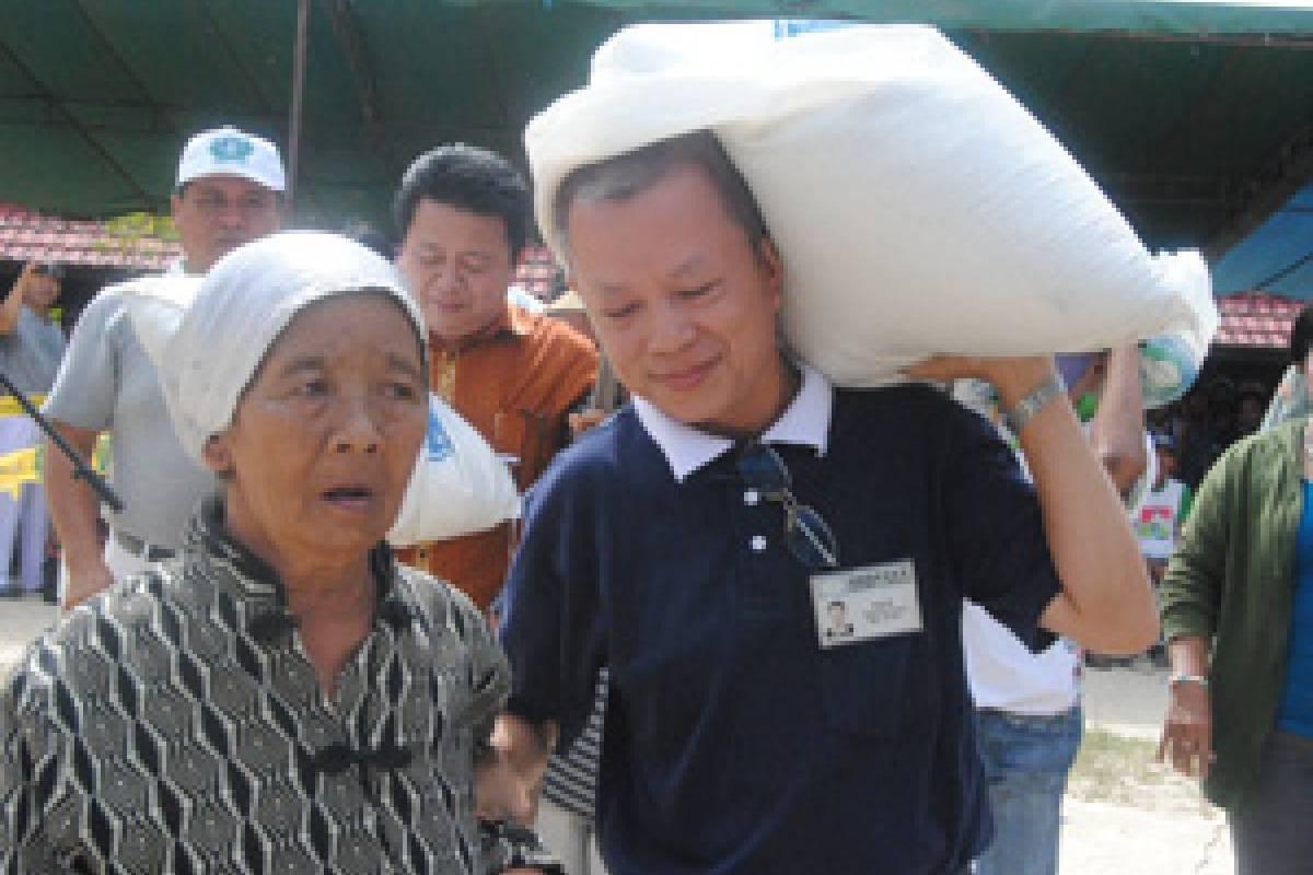 Bantuan Bagi Warga Mayasopa