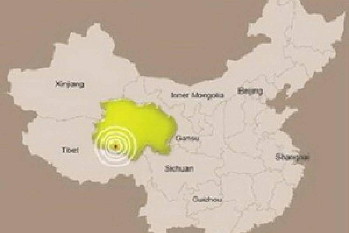 Internasional: Bantuan Gempa di Qinghai