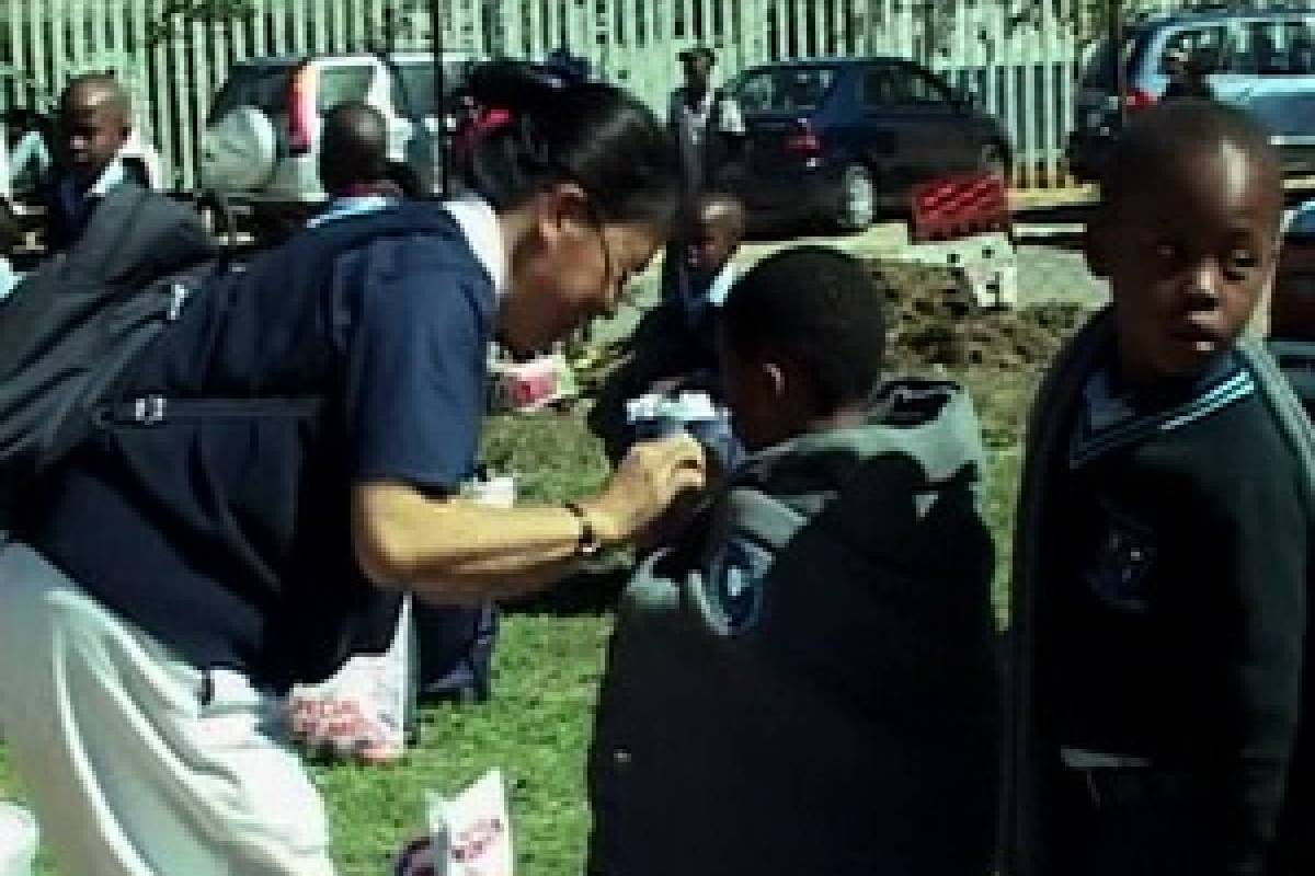Suara Kasih: Cinta Kasih di Afrika Selatan