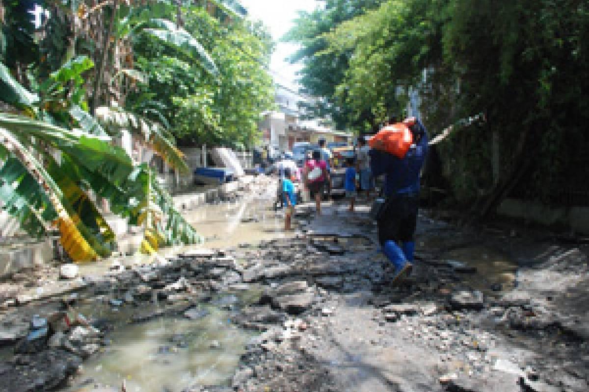 Cinta Kasih dan Kekeluargaan di Manado
