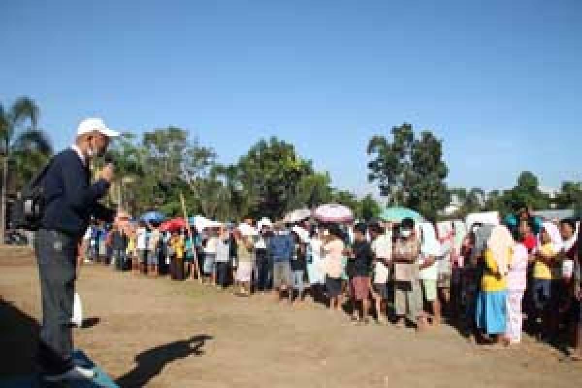 Banjir Manado: Torang punya semangat tiada habisnya