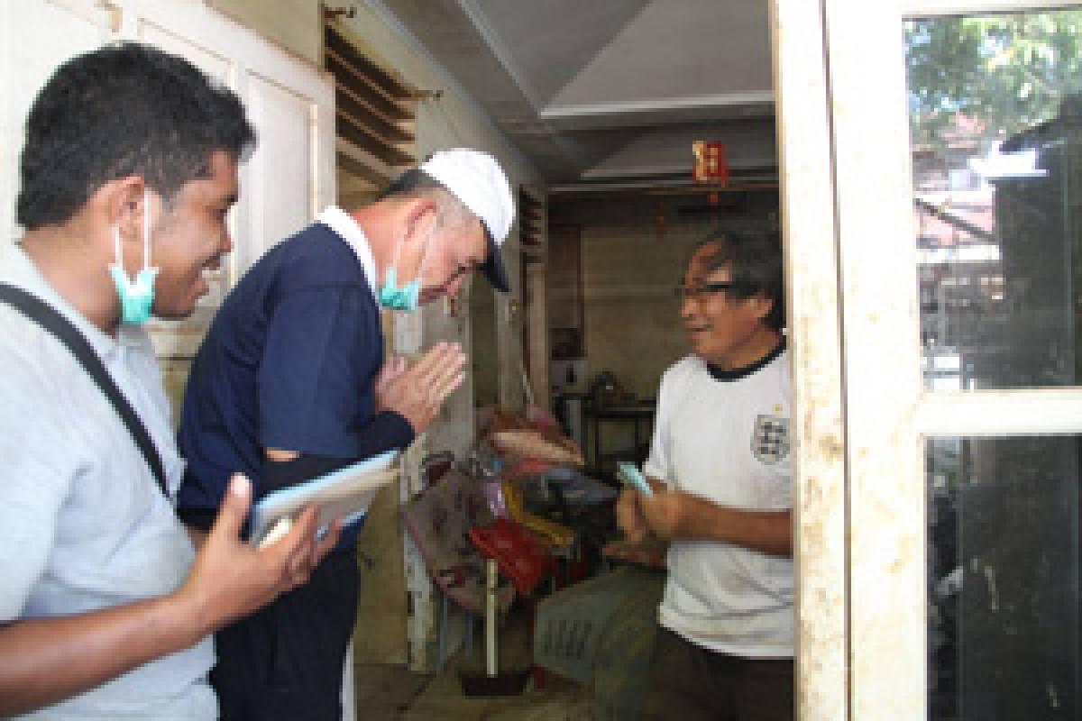 Banjir Manado: Cepat dan Tepat Mengalirkan Bantuan