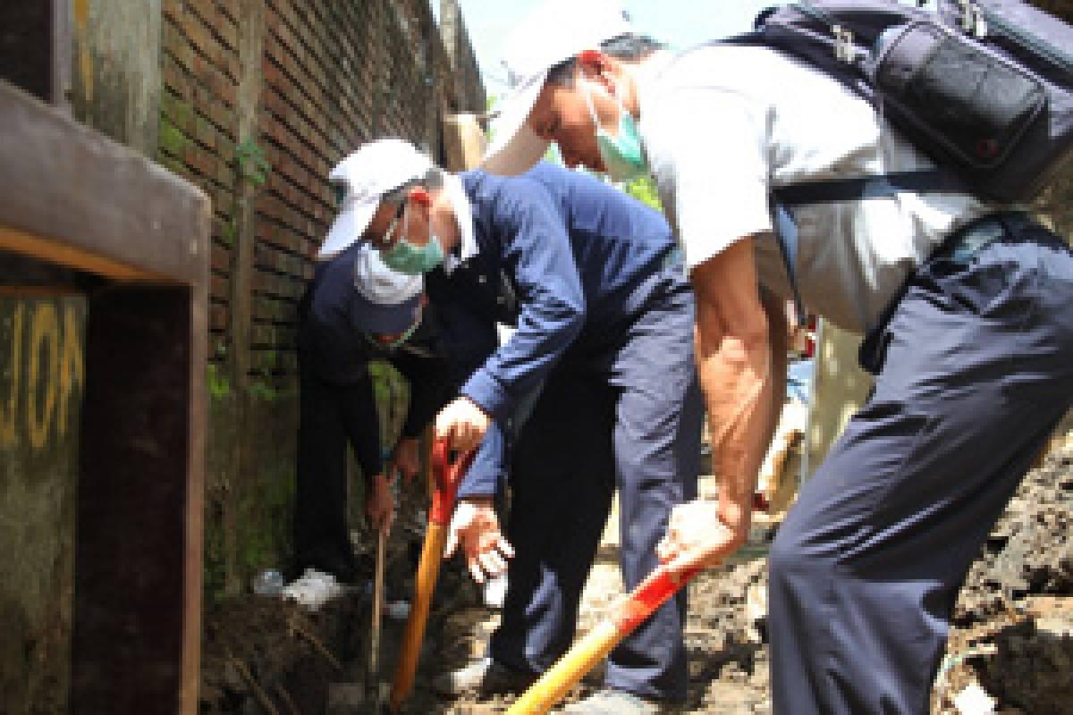 Tiga Minggu Pascabanjir Manado