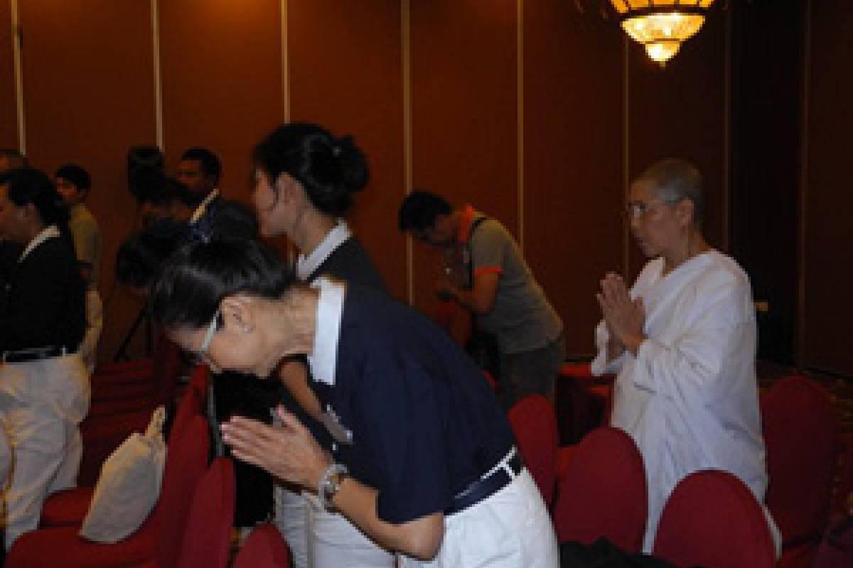 Waktunya Tzu Chi di Manado