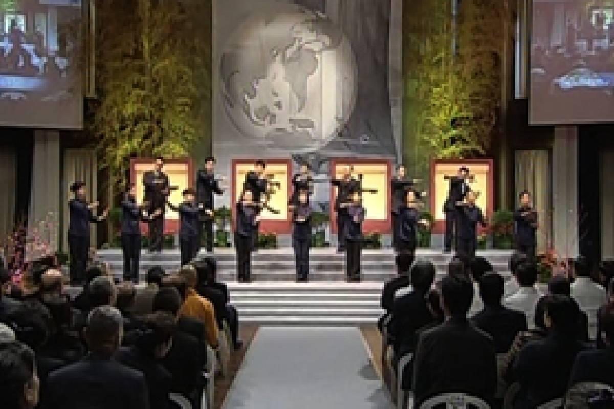 Suara Kasih: Peringatan 15 Tahun Da Ai TV