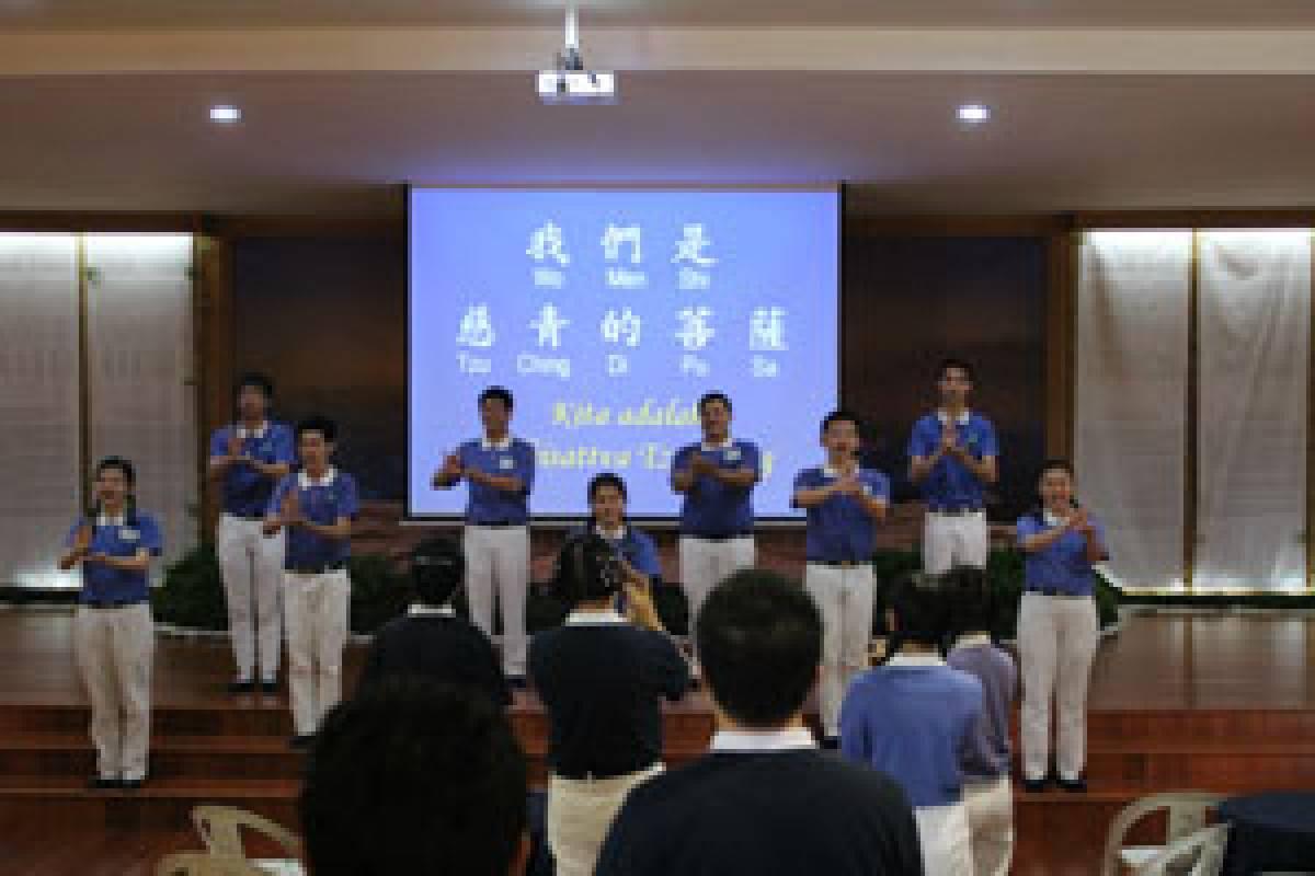 Ketika Tzu Ching Jakarta Berkumpul Kembali