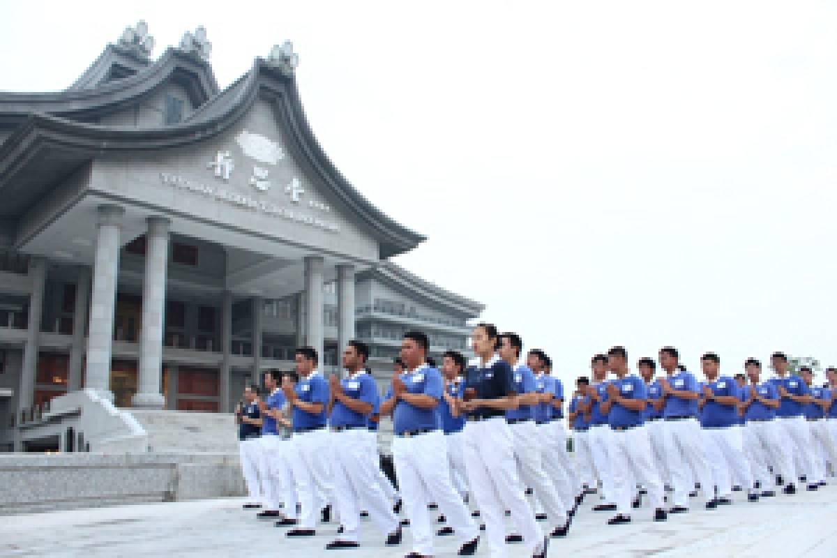Camp 10 Tahun Tzu Ching Indonesia
