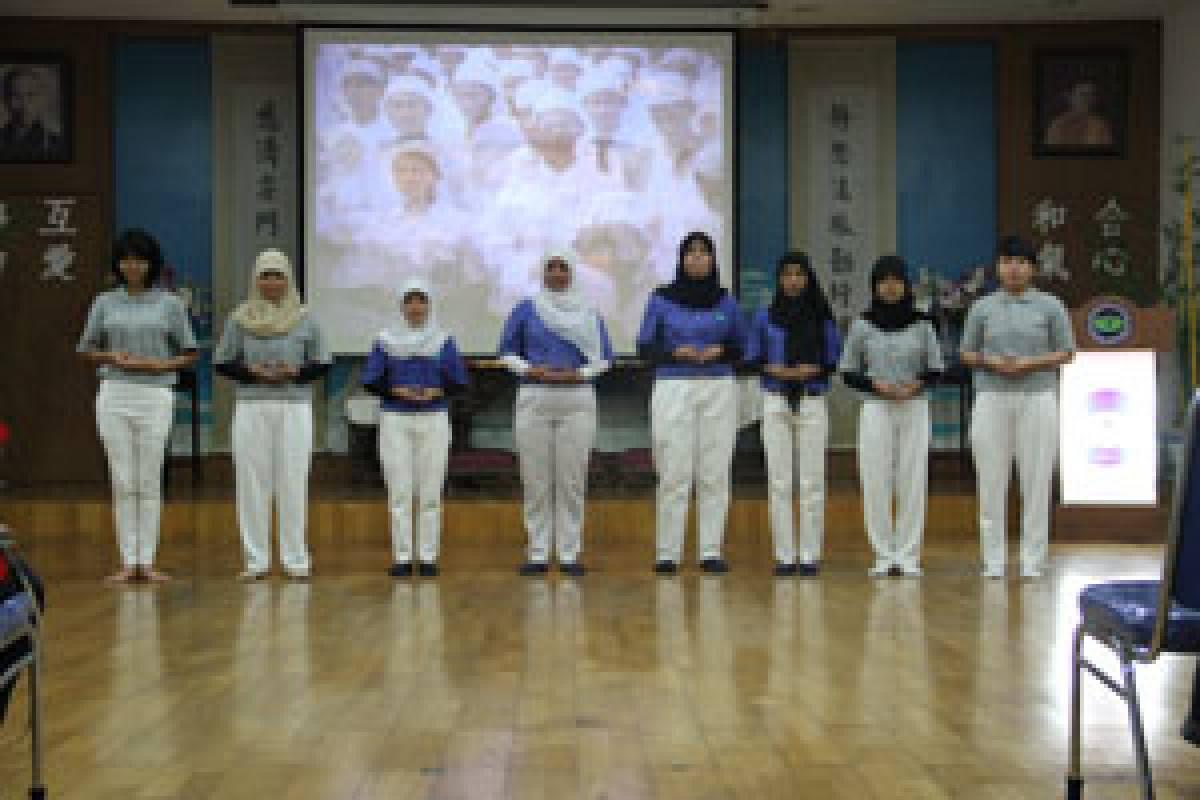 Sosialisasi Tzu Ching di Makassar