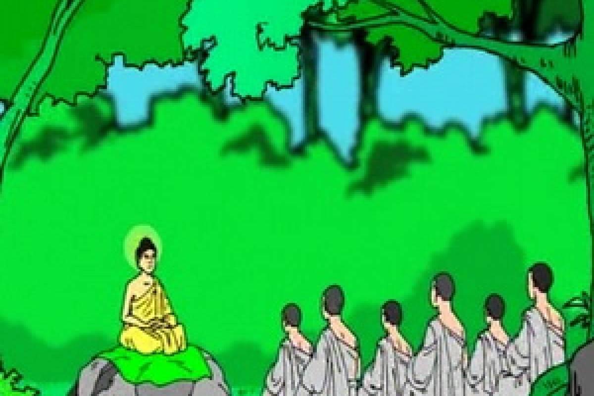 Suara Kasih: Demi ajaran Buddha