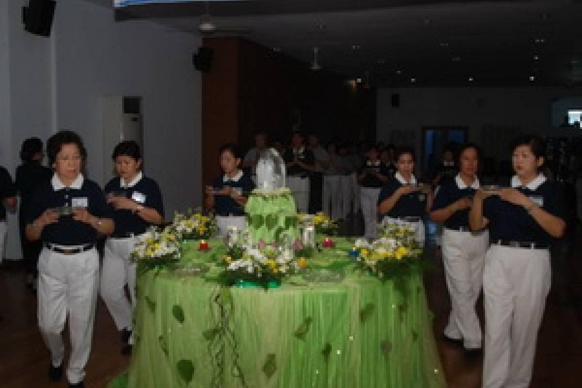 Waisak 2555: Tzu Chi Makassar