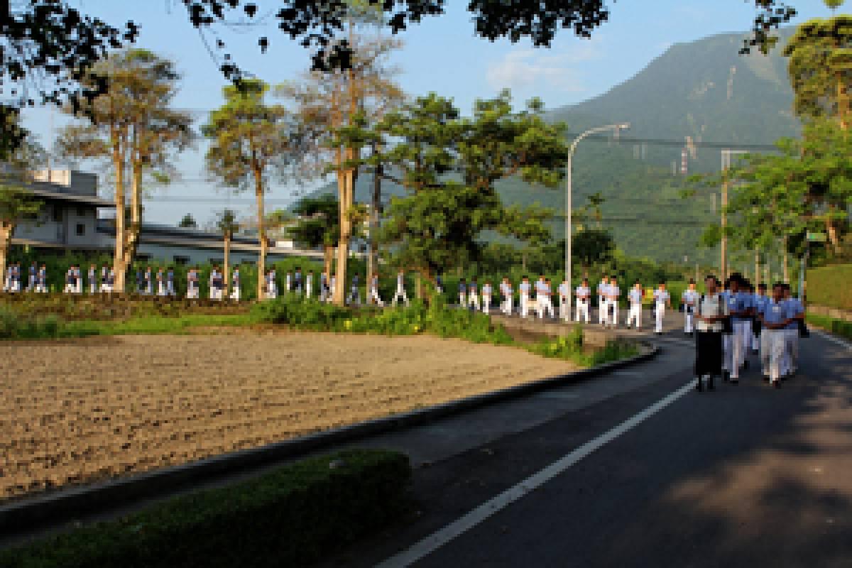 Tzu Shao  Summer Camp 2013