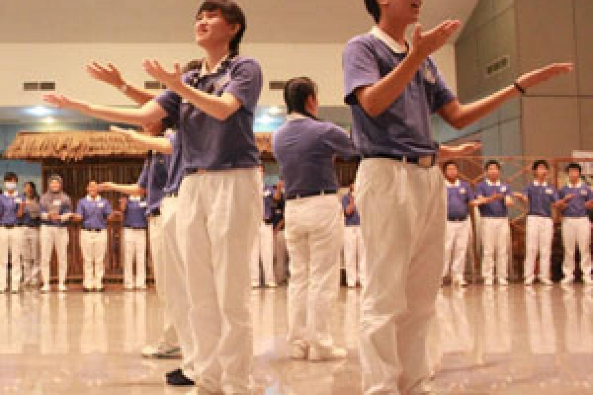 Tzu Ching Camp: Jodoh yang Baik
