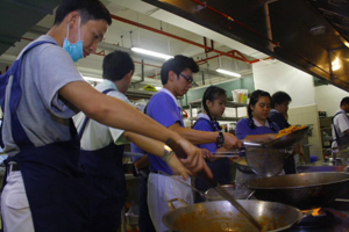 Tzu Ching Camp: Menjadi Penyelamat Bumi